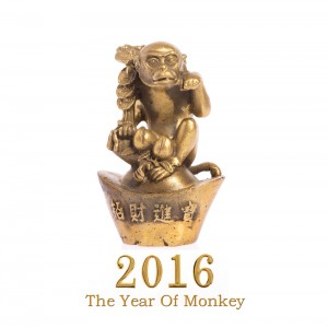 Year of the Monkey 2016