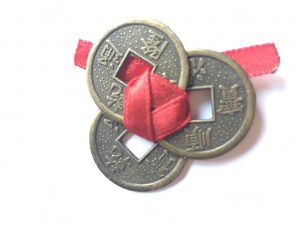 Three Chinese Coin Image