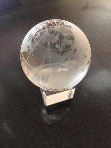 Crystal Globe Image