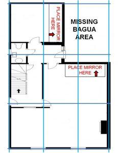 Floor Plan - Missing Bagua